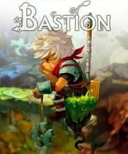 Bastion image from http://upload.wikimedia.org/wikipedia/en/thumb/f/f4/Bastion_Boxart.jpg/255px-Bastion_Boxart.jpg