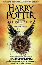 The cover of Harry Potter and the Cursed Child