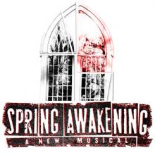 Stanford Ram's Head Society's promotional image for Spring Awakening
