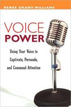 The cover for Voice Power