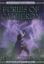 The Furies of Calderon cover