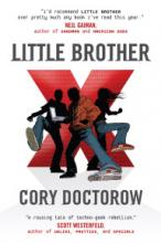 Little Brother's cover from http://upload.wikimedia.org/wikipedia/en/8/82/Little_Brother.jpg