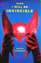 The Soon I Will Be Invincible cover