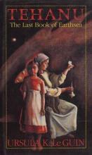 The cover of Tehanu