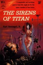 Sirens of Titan book cover
