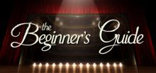 The Beginner's Guide graphic
